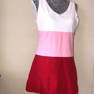 Brand new Nike tennis dress bra attached.Gift